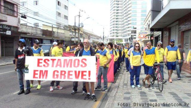 Correios perdem 20 mil postos de trabalho em 5 anos; funcionários iniciam greve a partir de hoje - Galeria de Imagens