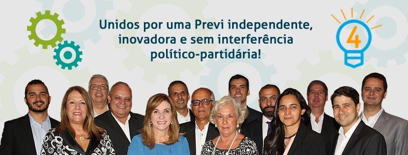 Eleições Previ - Contec e Feeb-Pr apoiam a Chapa 4 AUTONOMIA E INOVAÇÃO - Galeria de Imagens