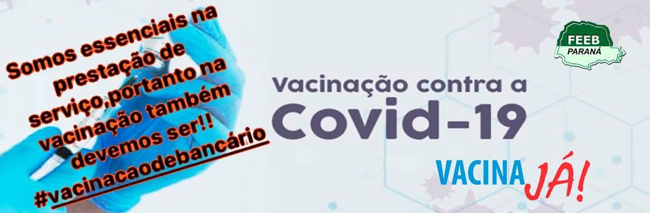 Vacina para Bancário