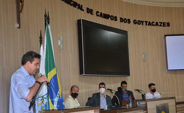 Câmara de Vereadores de Campos dos Goytacazes (RJ) aprova vacinação para bancários