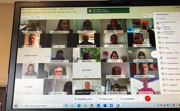 Reunião Paritária Bipartite CONTEC/FENABAN