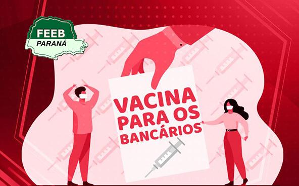 COVID-19: Federação pede a bancos que reforcem pedido de inclusão de bancários para receberem vacina