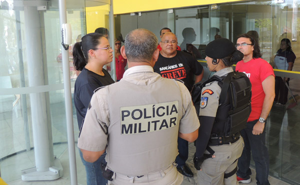 TST ABRE PRECEDENTE PARA USO DE FORÇA POLICIAL CONTRA PIQUETE GREVISTA