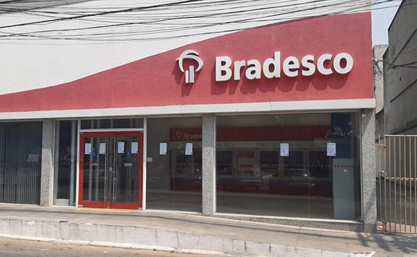 Bradesco anuncia fechamento de duas agências em Macaé-RJ