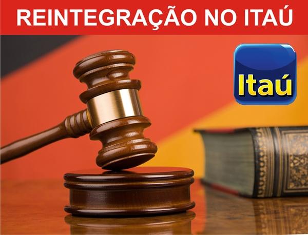 Bancária do Itaú com doença psiquiátrica dispensada durante licença médica será reintegrada