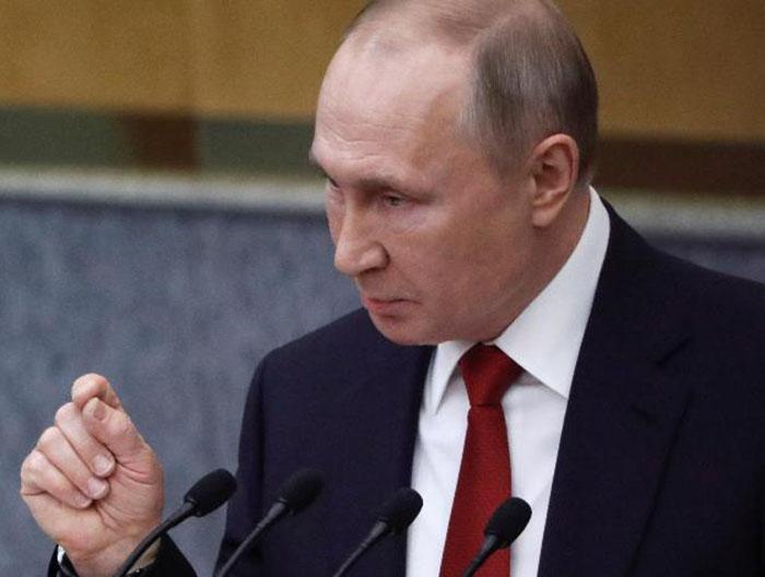Putin diz que Rússia registrou 1ª vacina contra coronavírus