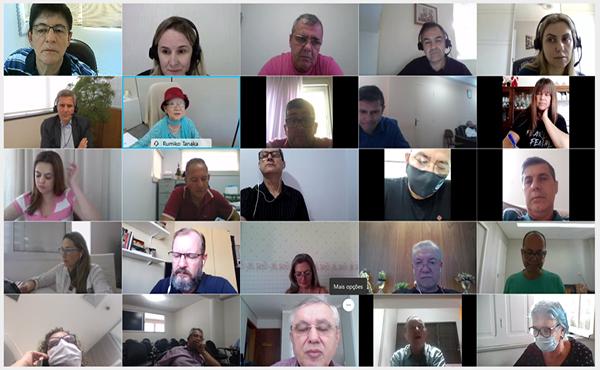 """""""Segurança Bancária"""" é tema de reunião virtual da Comissão Bipartite Contec/Fenaban"""