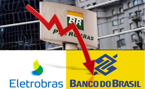 Intervenção de Bolsonaro derruba Bolsa e faz estatais perderem R$ 113,2 bilhões