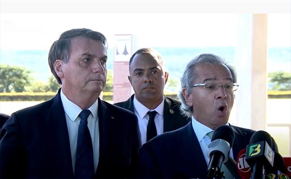Bolsonaro e Guedes liberaram saída de Caixa e BB da Febraban