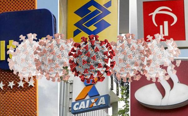 Pandemia: PL determina medidas de segurança para bancos e lotéricas