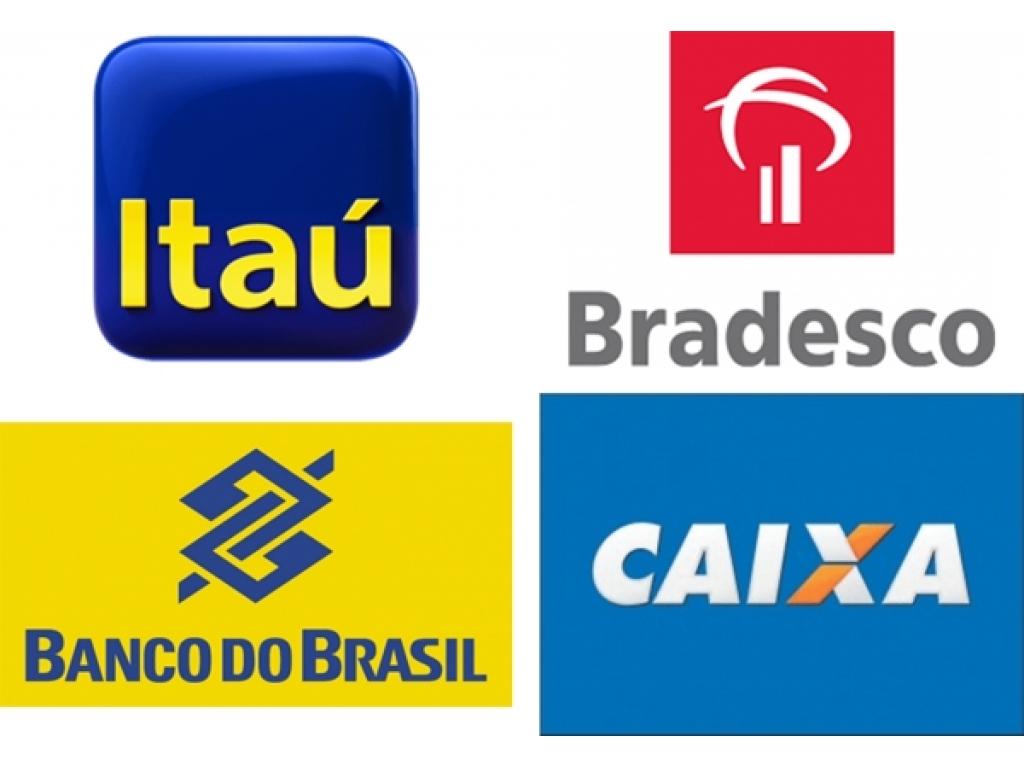 Quatro maiores bancos detêm 78,5% do mercado de crédito brasileiro