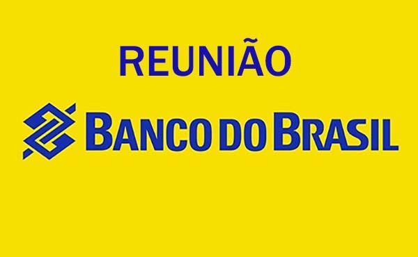 Reunião: Banco do Brasil e Contec hoje