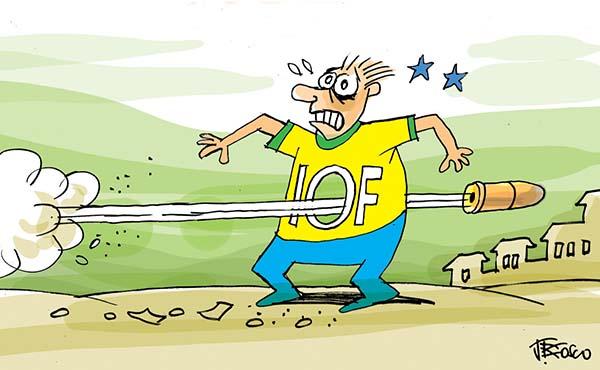 Aumento do IOF vai travar recuperação da economia, dizem bancos