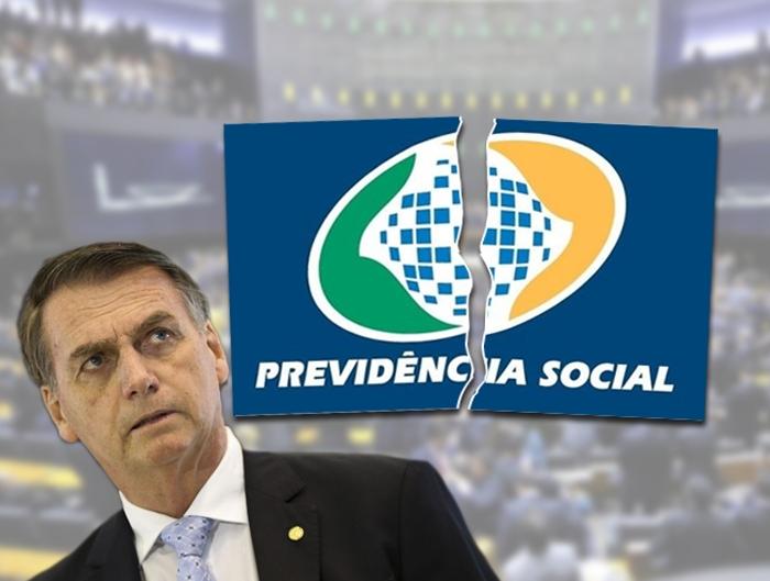 Bolsonaro diz que 'baterá martelo' sobre proposta da Previdência nesta quinta