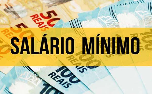 Após previsão de aumento da inflação, salário mínimo deve subir para R$ 1.192,4