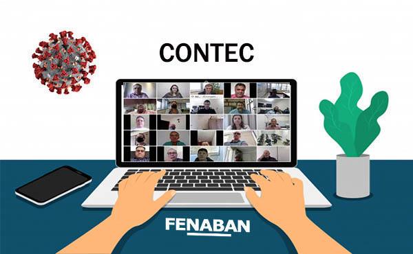 Hoje tem nova reunião com a Fenaban sobre a pandemia