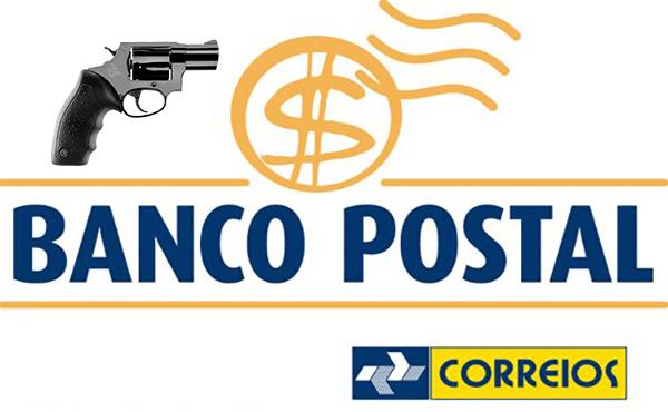 Empregado de banco postal vítima de sete assaltos deverá ser indenizado