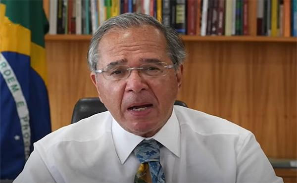 Guedes confirma Auxilio Brasil temporário de R$ 400, mas não explica fonte