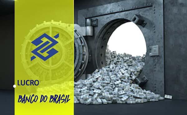Lucro do Banco do Brasil salta 44,7% no 1º trimestre e atinge R$ 4,9 bilhões