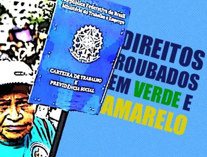 """Centrais fazem """"Jornada de Lutas"""" em defesa dos direitos e do emprego, contra MP 905/19"""