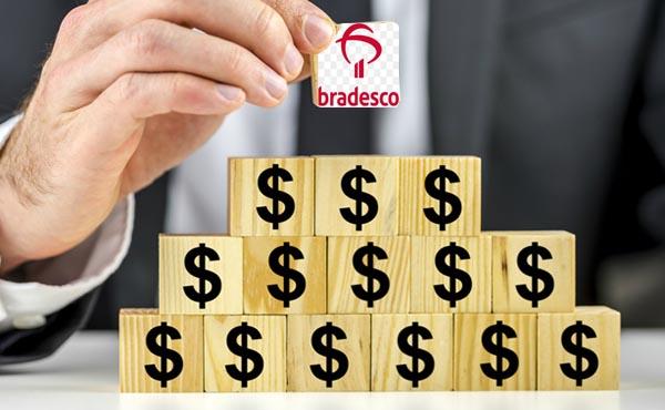Lucro do Bradesco cresce 22% no 1º trimestre e vai a R$ 6,2 bi