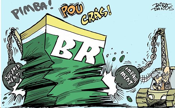 Governo inicia estudos para viabilizar privatização da Petrobras