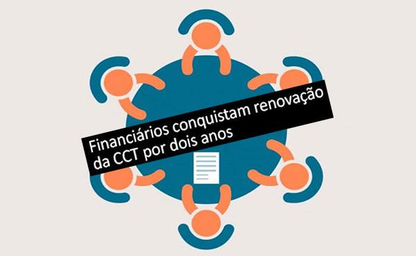 Finalmente financiários definem renovação da CCT com a Fenacrefi