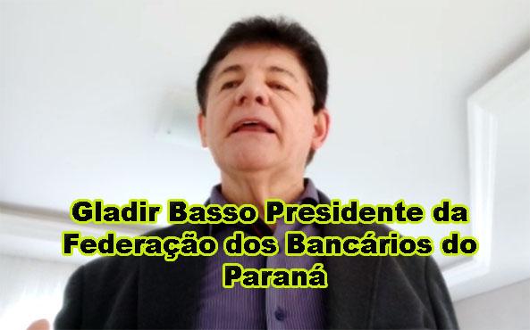 Negociação HOJE - Confira mensagem do Presidente da Federação dos Bancários do Paraná