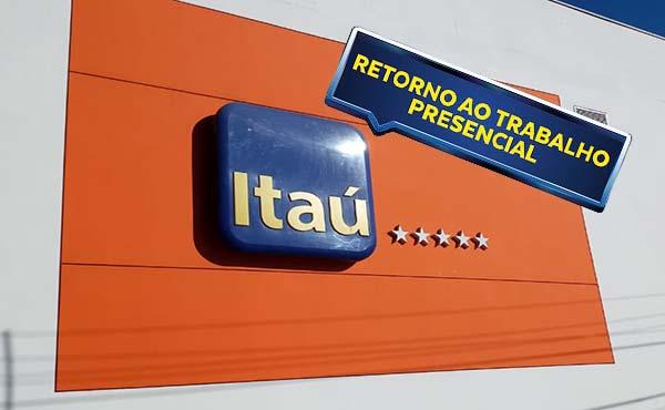 Hoje reunião COE-Itaú-Contec sobre volta ao trabalho presencial
