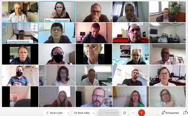 VIDEOCONFERÊNCIA: Fenaban concorda em apresentar proposta de protocolo mínimo contra a covid-19