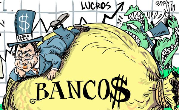 Lucro dos 4 maiores bancos bate recorde, sobe 20% e vai a R$ 69 bilhões