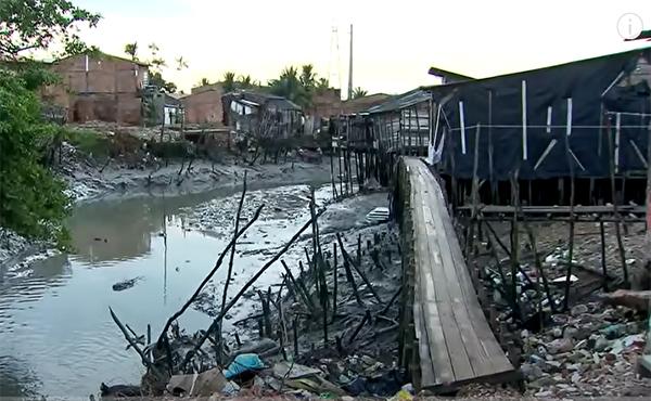 Levantamento diz que 20 milhões estão passando fome no Brasil, onde dobrou o número de favelas