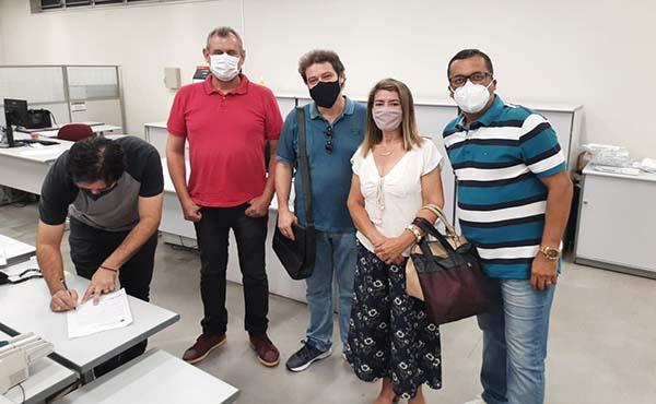 Mais uma reintegração no Bradesco em Campos dos Goytacazes (RJ)