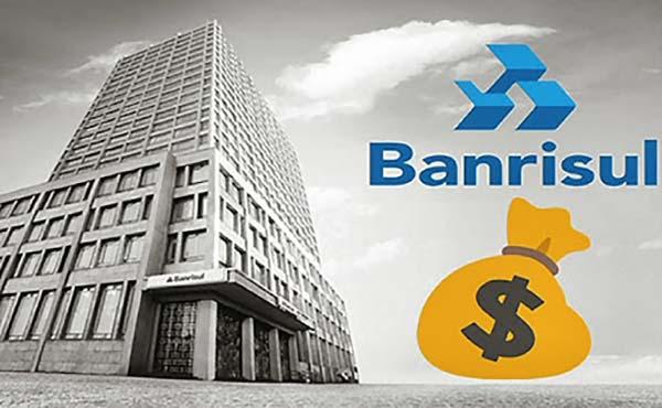 Lucro líquido do Banrisul atinge R$ 278,9 milhões no primeiro trimestre deste ano