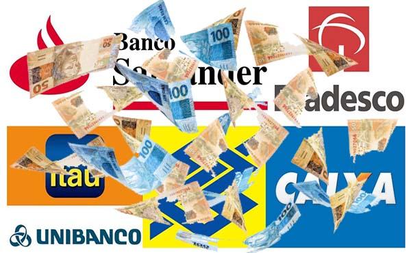 PANDEMIA - Bancos continuam fechando agências e demitindo, apesar dos lucros bilionários