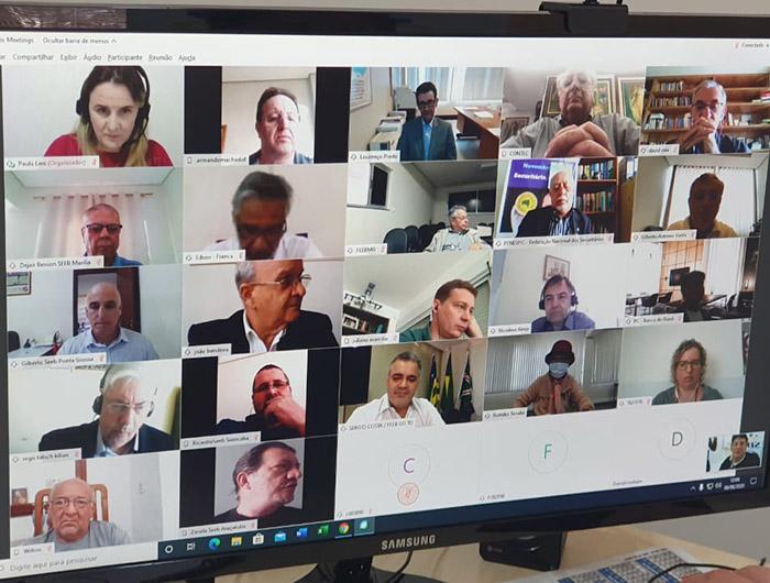 Reunião com a Fenaban discute demissões, fechamento das agências e pandemia