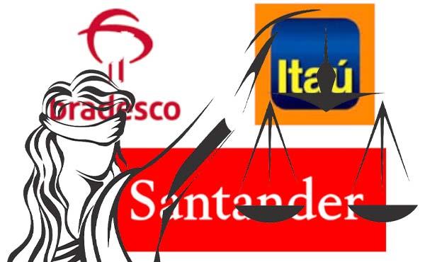 Vigilante obtém condenação dos bancos Itaú, Bradesco e Santander para os quais prestava serviços em carro-forte