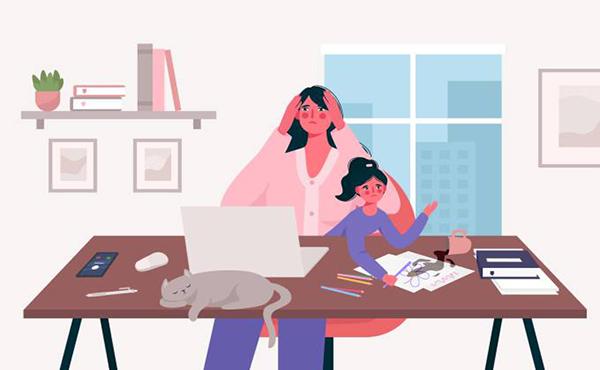 Saúde mental no home office: 5 dicas para cuidar do seu bem-estar