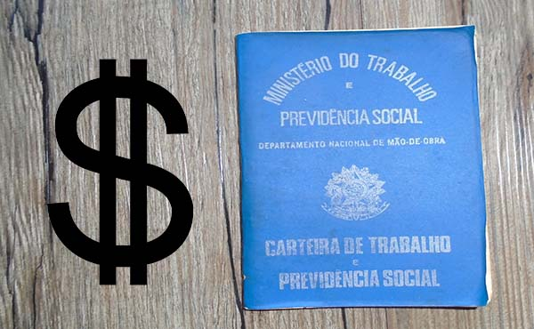 Renda média dos trabalhadores brasileiros é a menor em 4 anos