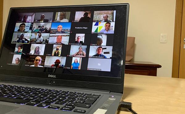 Toma posse a nova diretoria da Contec; Paraná tem 17 representantes
