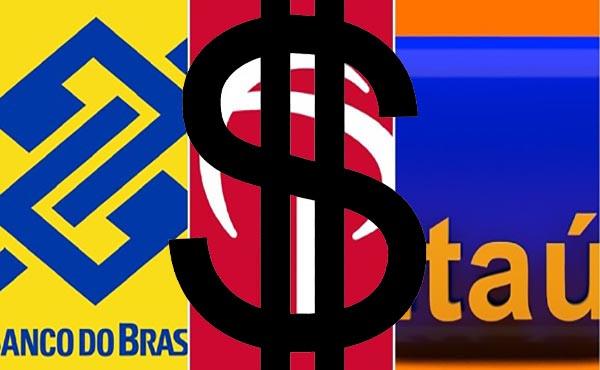 Itaú, Bradesco e Banco do Brasil são as marcas mais valiosas