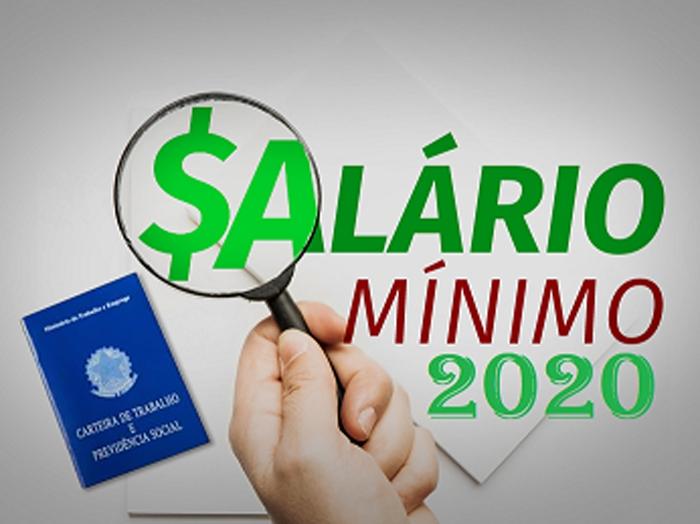 Governo sobe salário mínimo de R$ 1.039 para R$ 1.045
