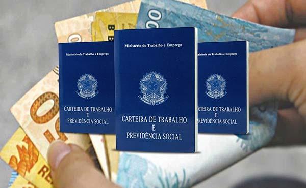 Brasil tem 34,4% dos trabalhadores vivendo com até um salário mínimo