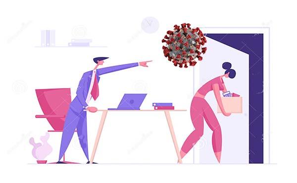 Crise da covid tira 6,6 milhões de mulheres do emprego
