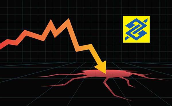 Com temor de interferência do governo, Banco do Brasil perde R$ 10,5 bi em valor de mercado