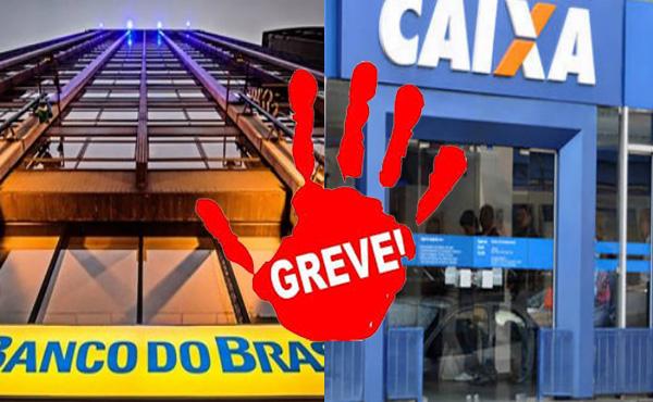Banco do Brasil e Caixa poderão ter mais greves caso deixem Febraban