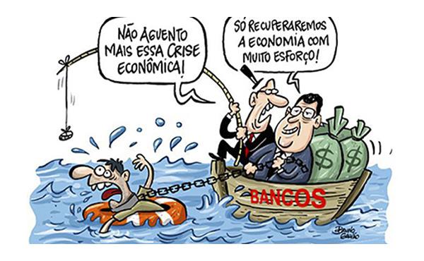 Com alta no crédito, Bradesco, Itaú e Santander lucram R$ 17 bilhões no segundo trimestre