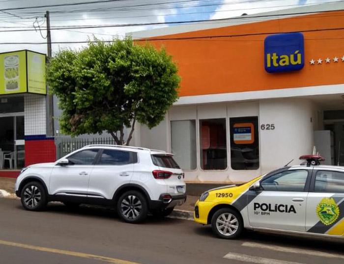 Família de gerente do banco Itaú foi sequestrada em Cambira-Pr.