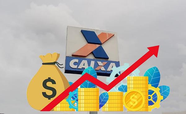 Entenda o principal motivo do lucro de R$ 10,8 bilhões da Caixa